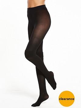 pretty-polly-secret-sock-opaque-tights-blacknbsp