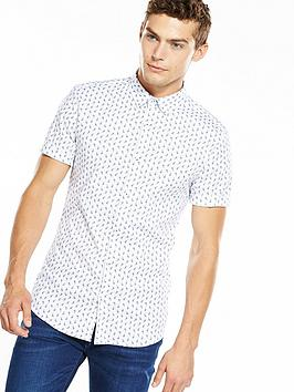 river-island-short-sleeve-muscle-fit-paisley-print-shirt