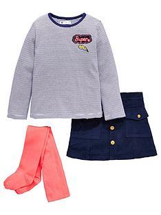 mini-v-by-very-girls-cord-skirt-top-amp-tight-set
