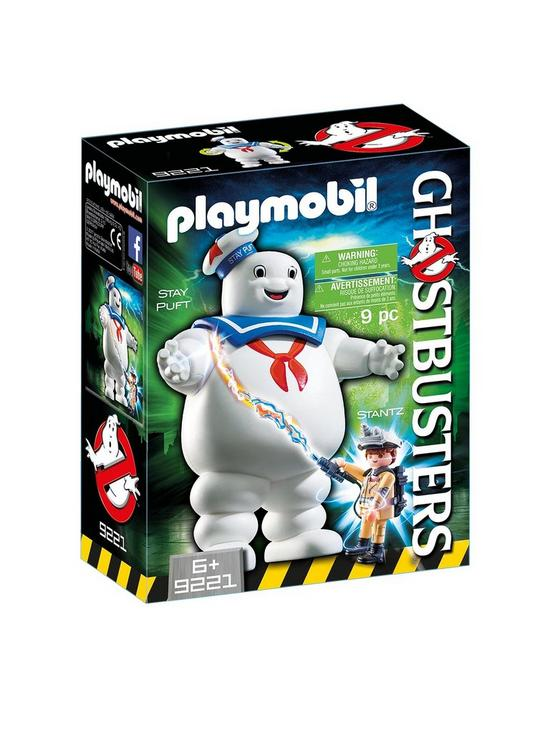 Playmobil Halloween Quick.Playmobil Ghostbusters Marshmallow Man 9221