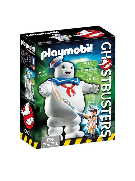 Playmobil Ghostbusters Marshmallow Man 9221