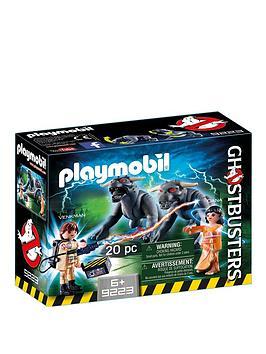 playmobil-9223-ghostbusterstrade-venkman-with-terror-dogs