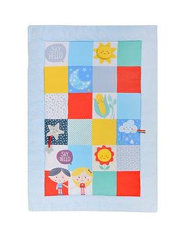 east-coast-say-hello-patchwork-activity-mat