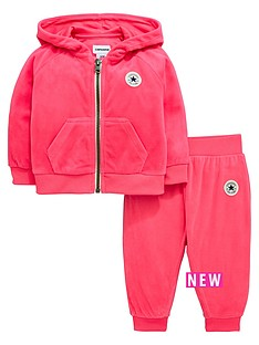 converse-converse-baby-girl-velour-hoody-and-pant-set