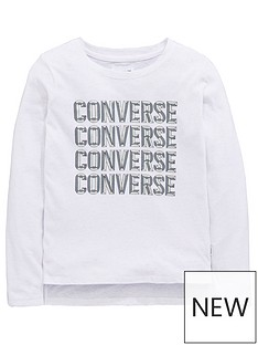 converse-converse-older-girl-long-sleeve-bevelled-logo-tee