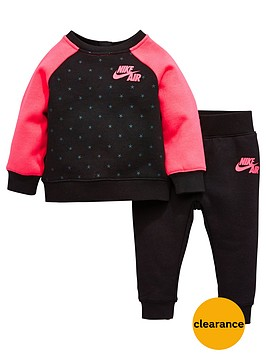 nike-air-baby-girl-fleece-crew-top-and-p