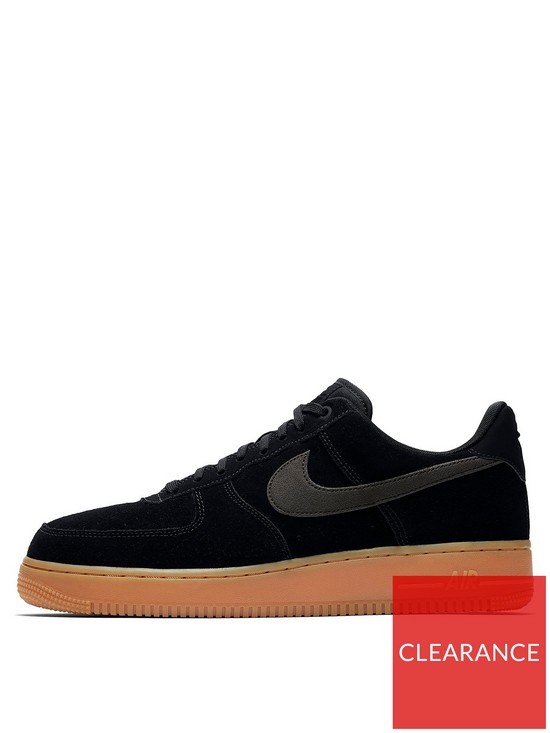 detailed look 30ad6 95a1a Nike Air Force 1 07 LV8   very.co.uk