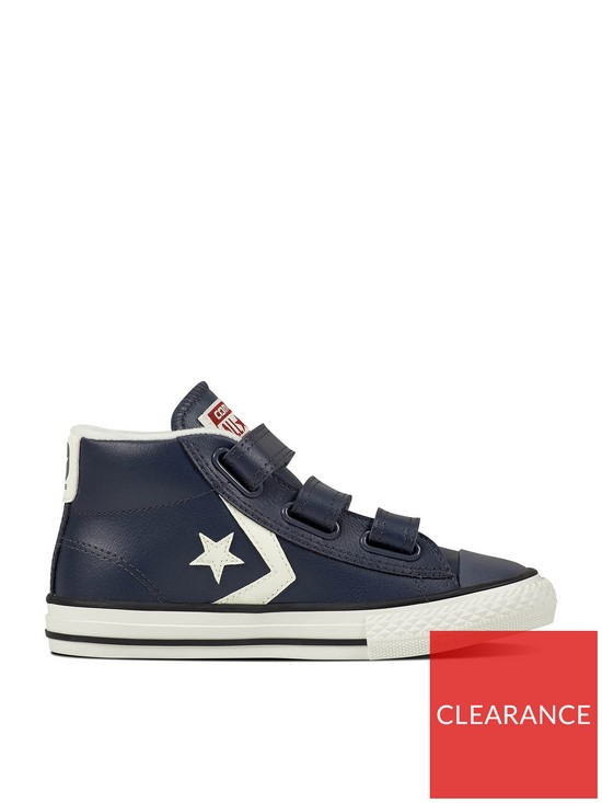 0356a4c24e9d7b Converse Converse Star Player EV 3V Shearling Lined Mid Junior Trainer
