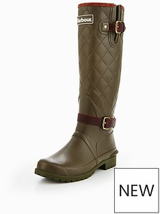 barbour-lindisfarne-tall-quilted-welly