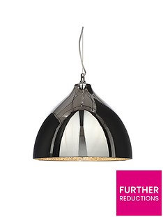 metallic-mosaic-ceiling-pendant-light