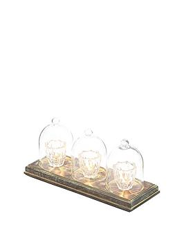 decorative-3-light-cloche-table-lamp