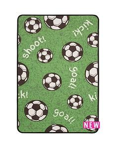 football-rug