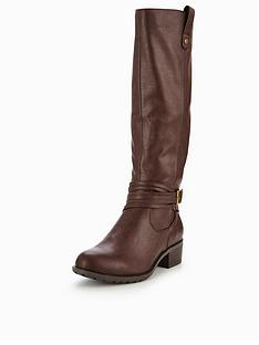 v-by-very-anchor-block-heel-strap-knee-high-boot-brown