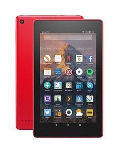 amazon-fire-7-tablet-with-alexa-7-inch-display-8gb-punch-red