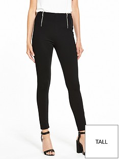 v-by-very-tall-zip-detail-ponti-legging