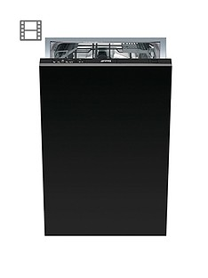 Smeg DIC410 45cm 10 Place Setting Fully Integrated Dishwasher