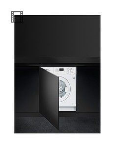 Smeg WDi147 Fully Integrated Washer Dryer
