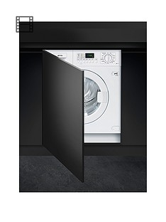 Smeg WMi147-2 Fully Integrated Washing Machine  Best Price, Cheapest Prices
