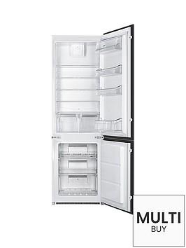 smeg-c7280nep-55cm-integrated-no-frost-fridge-freezer