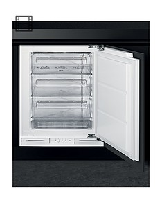 Smeg UKUD7108FSEP 60cm Integrated Under Counter Freezer