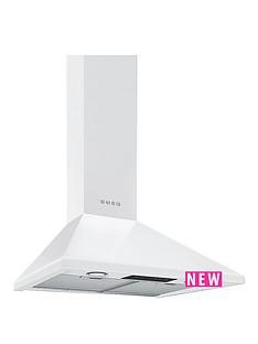 smeg-ksed65be-60cm-chimney-hood-white