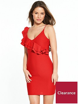 ri-petite-red-frill-dress