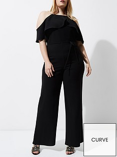 ri-plus-black-jumpsuit