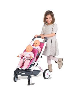 quinny-twin-pushchair