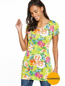 v-by-very-floral-print-scuba-tunic