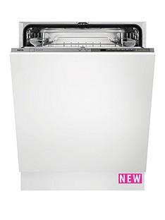 AEG FSB41600Z Integrated 13-Place Dishwasher