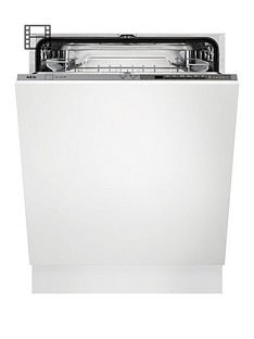AEG FSB41600Z Integrated 13-Place Dishwasher