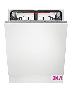 AEG FSS62600P Integrated 13-Place Dishwasher