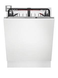 AEG FSS62600P Integrated 13-Place Dishwasher Best Price, Cheapest Prices