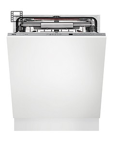 AEG FSS62800P Comfort Lift 13-Place Integrated Dishwasher Best Price, Cheapest Prices