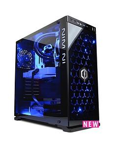 cyberpower-luxe-vr-titanium-intelreg-coretrade-i7k-16gb-ramnbsp1tb-hdd-amp-240gb-ssd-vr-ready-gaming-pc-desktop-with-11gbnbspnvidianbspgeforcenbspgtx-1080ti-graphics