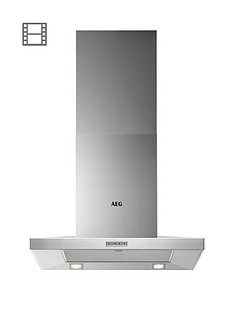 aeg-dkb3650m-60cm-chimney-cooker-hood-stainless-steel