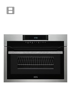 aeg-kme561000m-compact-combination-microwave-oven