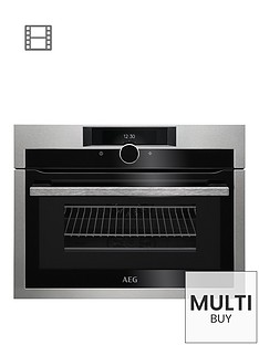 aeg-kme761000m-compact-combination-microwave-oven-stainless-steel