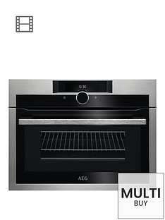 aeg-kme861000m-compact-combination-microwave-oven-stainless-steel