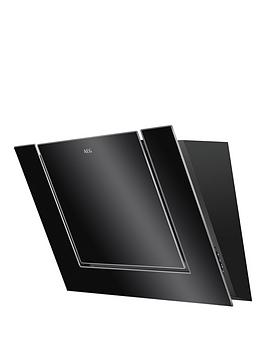 aeg-dvb3850b-80cm-designer-glass-cooker-hood-black