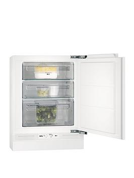 Aeg Abe68216Nf 60Cm Built-Under No Frost Freezer Review thumbnail