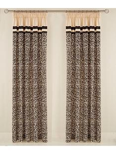 myleene-klass-home-animal-print-hidden-tab-lined-curtains