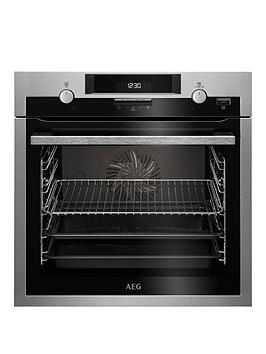 Aeg Bcs551020M 60Cm Electric Built-In Single Oven Review thumbnail
