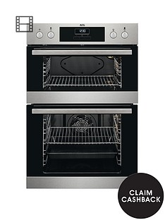 aeg-deb331010m-60cm-electric-built-in-double-oven