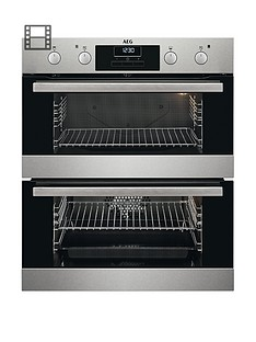 aeg-dub331110m-60cm-electric-double-oven
