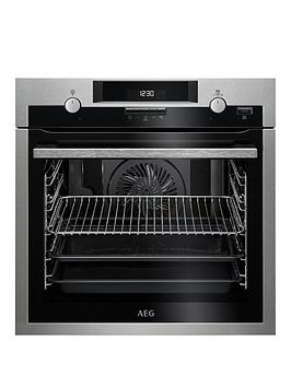Aeg Bps551020M 60Cm Electric Built-In Single Oven Review thumbnail