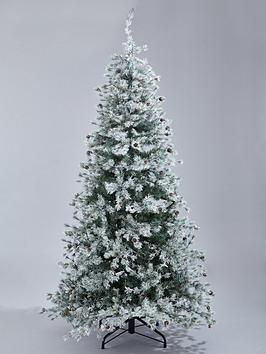 7ft-finland-spruce-christmas-tree-with-pinecones
