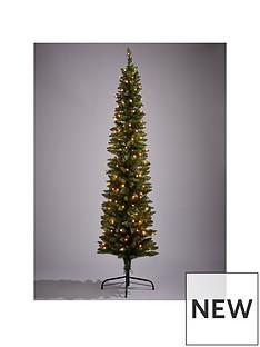 pre-lit-pencil-christmas-tree-6ft