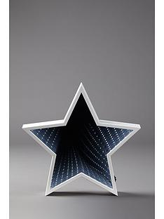 infinity-star-mirror-light-christmas-decoration-32-cm