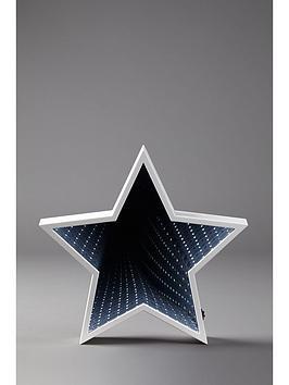 infinity-star-mirror-light-christmas-decoration-32-cm